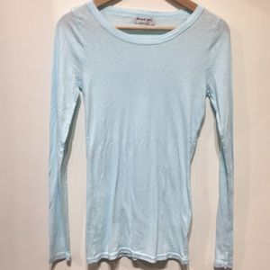 🌸NWT Michael Stars Long sleeve layering tee